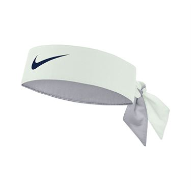 Nike Tennis Graphic Headband - Barely Green/Thunder Blue
