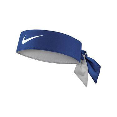 Nike Tennis Headband - Game Royal/White