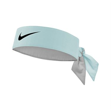 Nike Tennis Graphic Headband - Armory Blue/Black