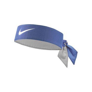 Nike Tennis Graphic Headband - Royal Pulse/White