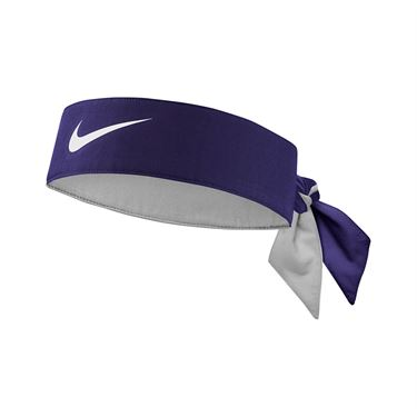 Nike Tennis Graphic Headband - Court Purple/White