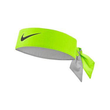 Nike Tennis Headband - Volt Glow/Light Carbon