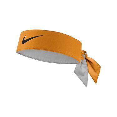 Nike Tennis Headband - Canyon Gold/Burgundy Ash