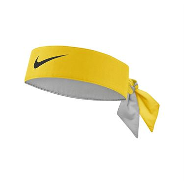 Nike Tennis Graphic Headband - Speed Yellow/Black