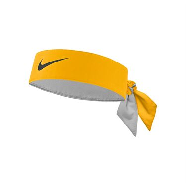 Nike Tennis Graphic Headband - Laser Orange/Black