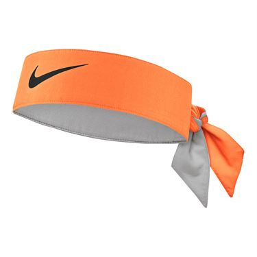 Nike Tennis Headband - Orange/Gridiron