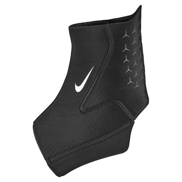 Nike Pro Ankle Sleeve 3.0 Black/White N1000677 010