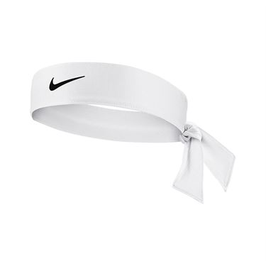 Nike Tennis Womens Headband - White/Black
