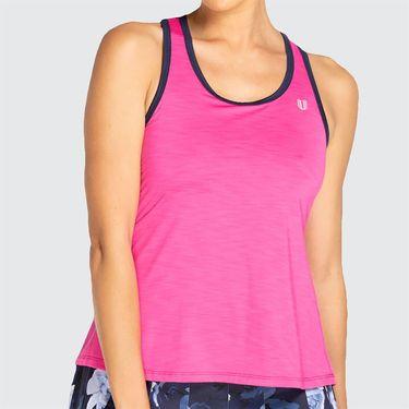 Eleven Neon Dreams Raceday Tank Top Womens Hot Pink ND3176 657