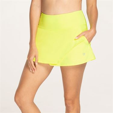 Eleven Neon Dreams Fly 14 inch Skirt Womens Limeade CP5203 100