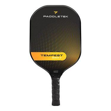 Paddletek Tempest Wave II Pickleball Paddle - Yellow