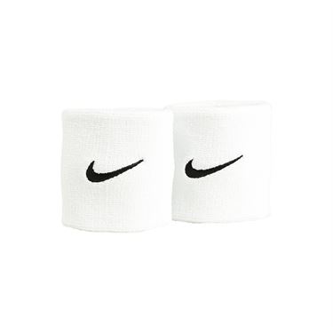 Nike Premier Wristbands - White/Black