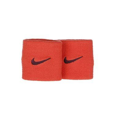 Nike Tennis Premier Wristbands - Bright Crimson/Bordeaux