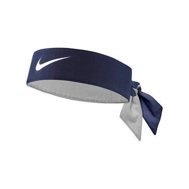 Nike Tennis Headband - Midnight Navy/White