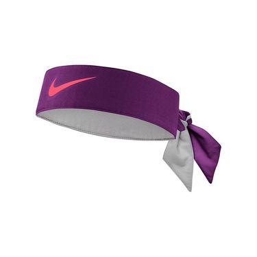 Nike Tennis Headband - Bordeaux/Bright Crimson