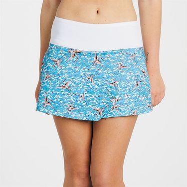 Eleven Oiseau Fly 13 inch Skirt Womens Oiseau Print OI5153 959