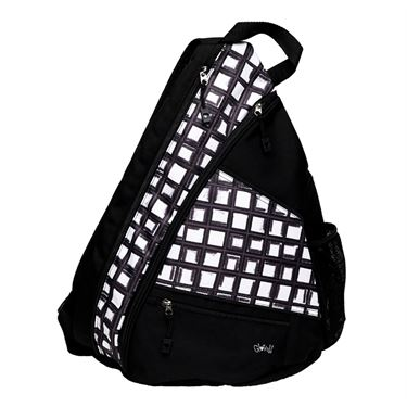 Glove It Pickleball Sling Bag - Abstract Pane