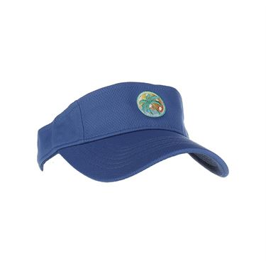 Pickleball Paradise Visor - Dawn Blue