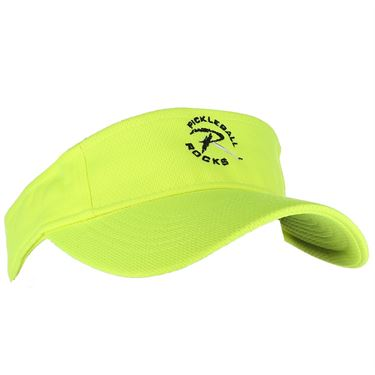 Pickleball Rocks Visor - Navy