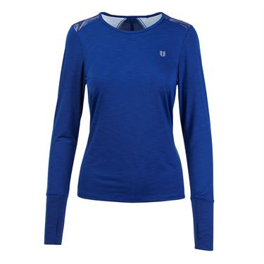 Eleven Primitive Dots Xtreme Long Sleeve Top - Peony