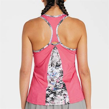 Eleven Phoenix Race Day Tank Womens Raspberry PH3053 665