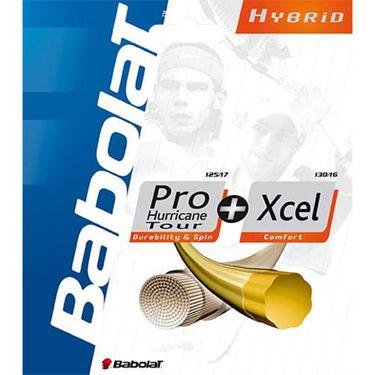 Babolat *HYBRID* Pro Hurricane Tour 17 - Xcel 16