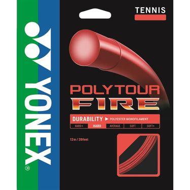 Yonex Polytour Fire 120 17G Tennis String
