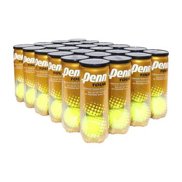 Penn Tour Regular Duty Tennis Balls (Case)