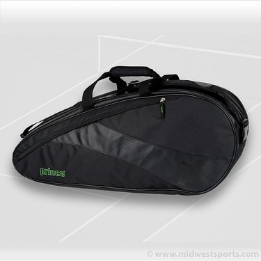 Prince Carbon 6 Pack Tennis Bag 6P818-010