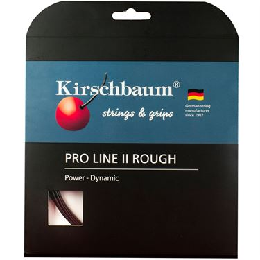 Kirschbaum Pro Line No. II Rough 16G (1.30mm) Tennis String