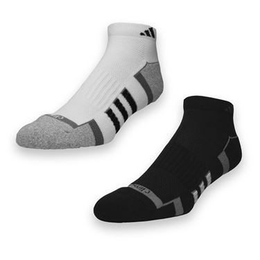 adidas ClimaLite II Low Cut Sock  (2 pack)