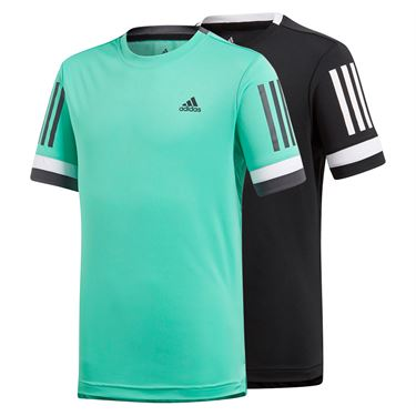 adidas Boys Club 3 Stripes Crew