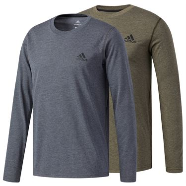 adidas Ultimate Long Sleeve Tee