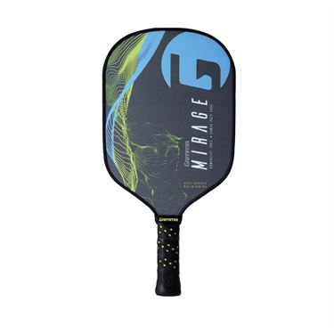 Gamma Mirage Pickleball Paddle - Blue