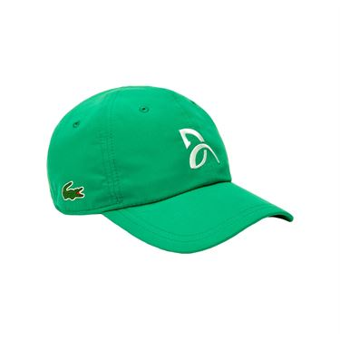 Lacoste Djokovic Hat - Yucca