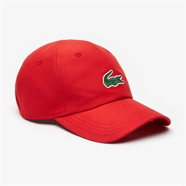 Lacoste Novak On Court Poly Hat - Fireman