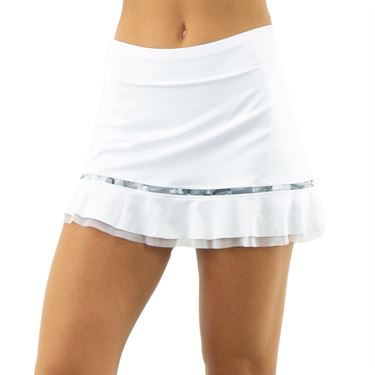 Inphorm Graphite Bridget Skirt Womens White/Graphite S18024 0145