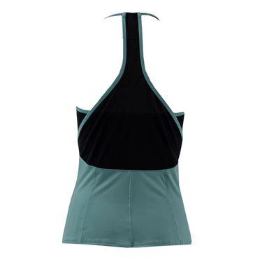 Inphorm Ava Gemma Tank Womens Mint/Black S20009 0141