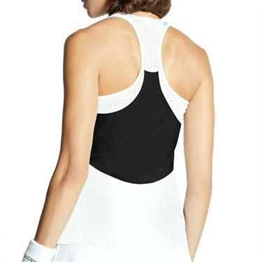 Inphorm Ava New Petra Tank Womens White/Black S20010 009