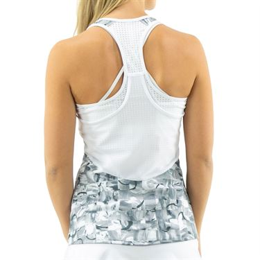 Inphorm Graphite New Petra Tank Womens Graphite/White S20010 0154