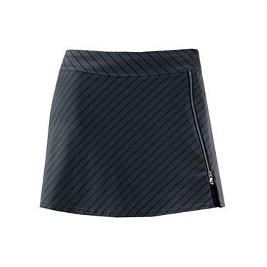 Inphorm Ava Allie Zip Skirt Womens Pinstripes/Black S20032 0144