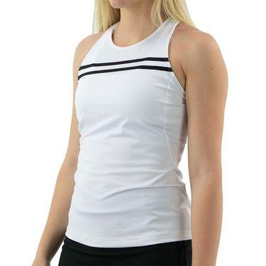 Inphorm Urban Soul Harper Tank Womens White/Black S21030 009û