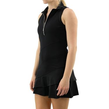 Inphorm Vibrant Mod Angelika Dress Womens Black S21036 002û