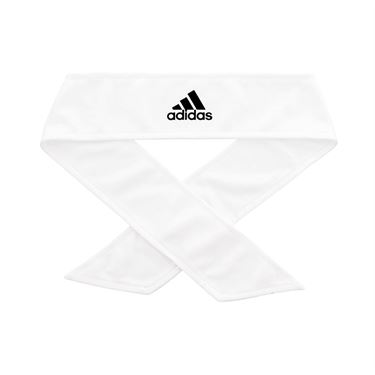 adidas Tieband - White/reflective Silver/Black