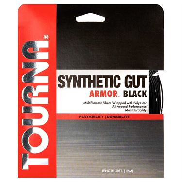 Tourna Synthetic Gut Armor 17 Tennis String