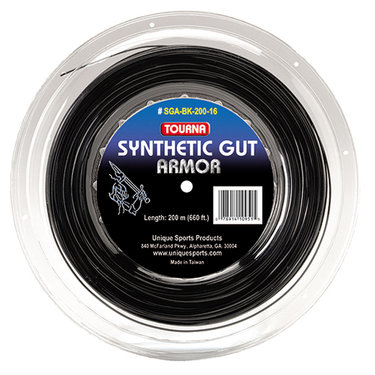 Tourna Synthetic Gut Armor 17 660ft.