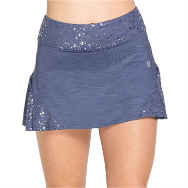 Eleven Shine Luminosity 14 inch Skirt Womens Cloudy Indigo SH5946 015