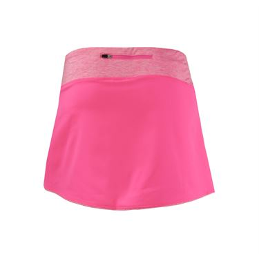 Prince Stretch Woven Skirt - Cosmo Pink/Pink Heather
