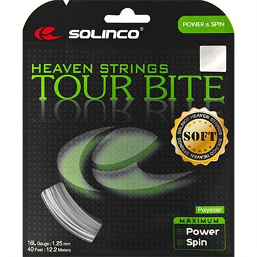 Solinco Tour Bite Soft Tennis String 16L