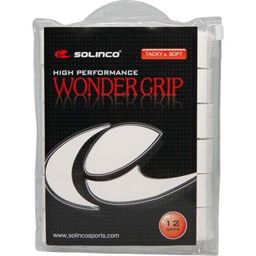 Solinco Wonder Tennis Overgrip 12 Pack